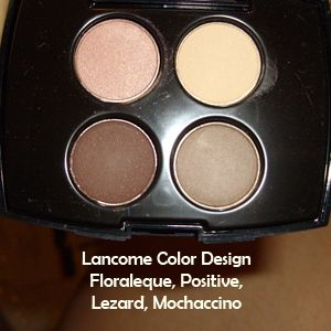 Lancome Color Design Eyeshadow in Mochaccino