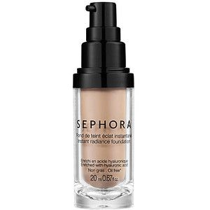 Sephora  Instant Radiance Foundation