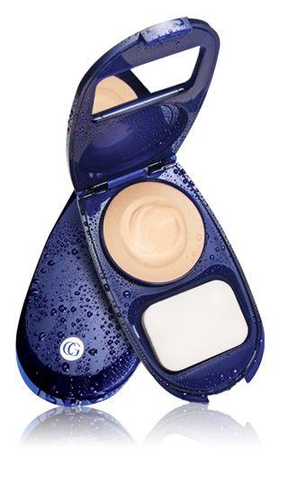 Cover Girl Aqua Smooth Make-Up - Creamy Natural 720