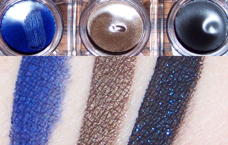 Physicians Formula Shimmer Strips Gel CreamLiner Trio - Blue Eyes