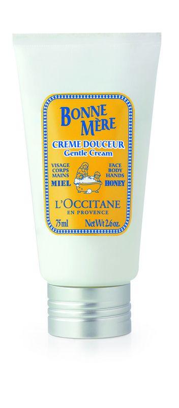 L'Occitane Bonne Mere Gentle Cream Honey