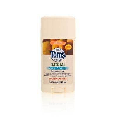 Tom's of Maine Natural Long Lasting Men's Deodorant