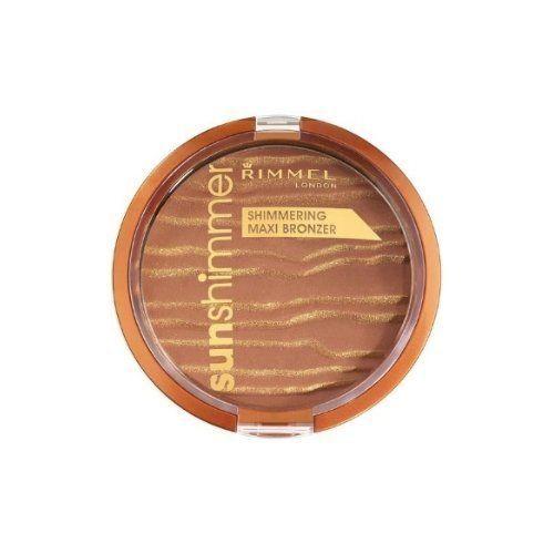 Rimmel Sun Shimmer Shimmering Maxi Bronzer (ALL)