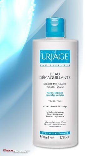 Uriage L'Eau Demquillante - Makeup Remover Water