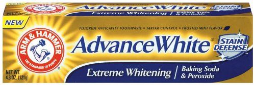 Arm And Hammer Advance White Toothpaste