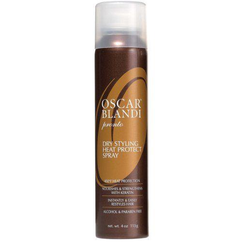 Oscar Blandi dry styling heat protect spray