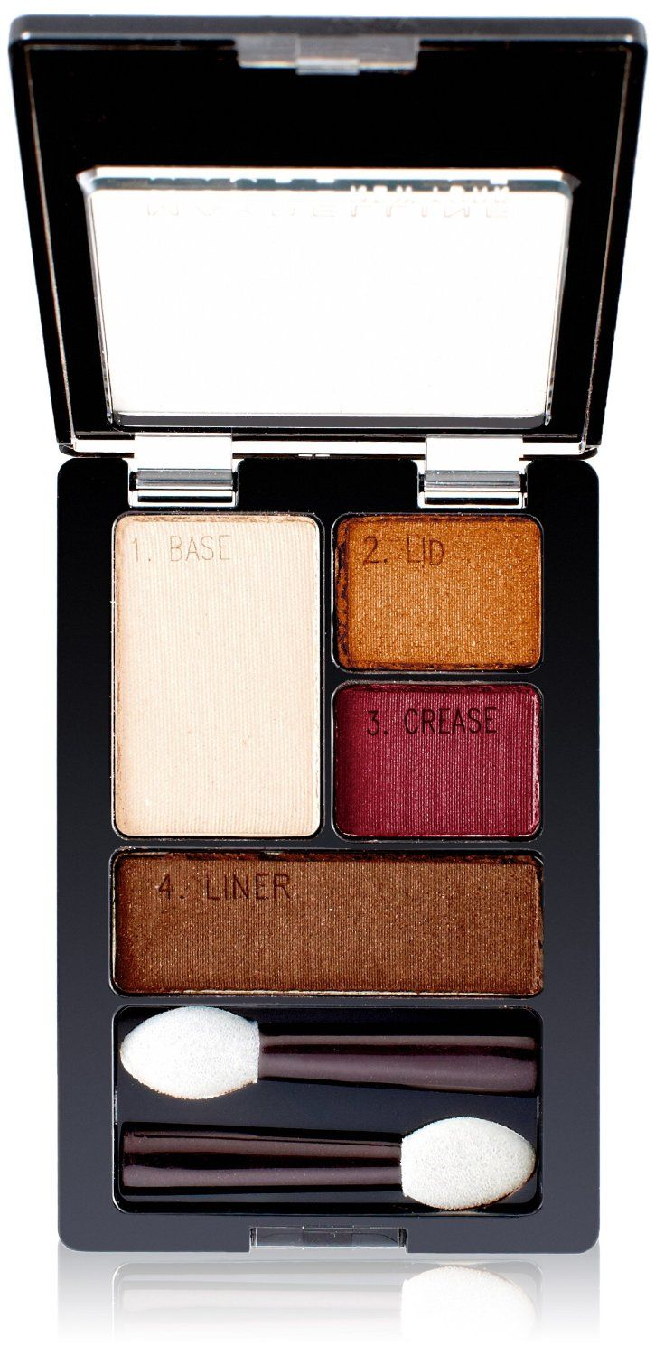 Maybelline Expert Wear Eye Shadow Quads