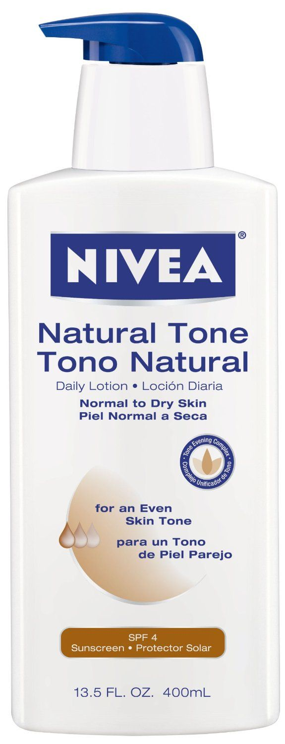 Nivea Natural Tone Body Lotion