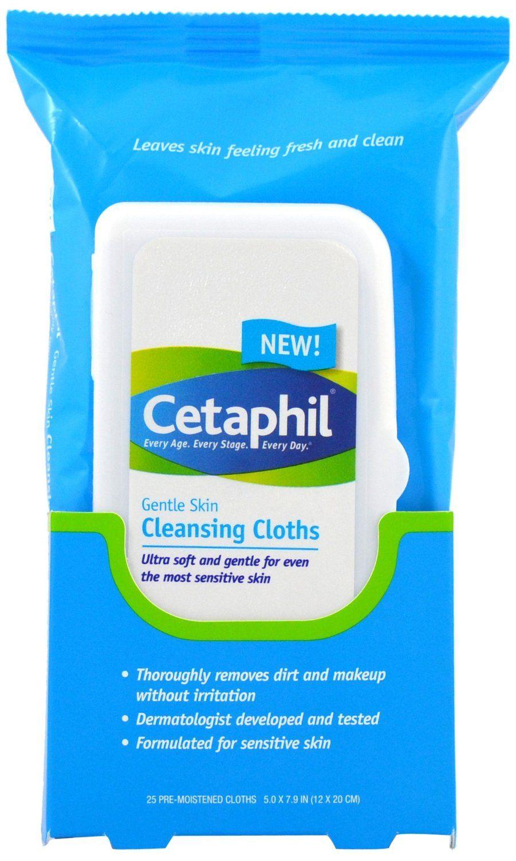Cetaphil Cleansing Cloths