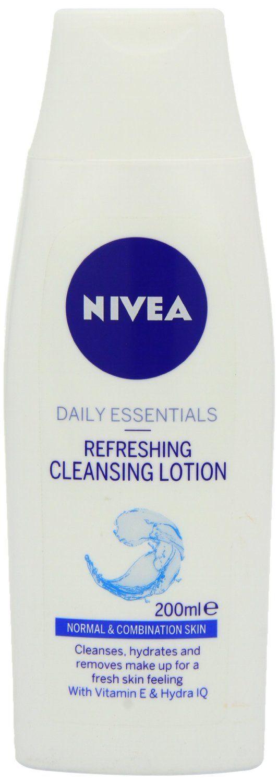 Nivea Refreshing cleansing lotion