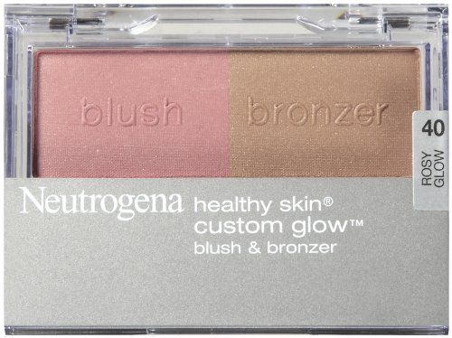 Neutrogena Healthy Skin Custom Glow Blush and Bronzer