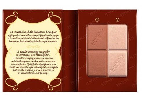 bourjois poudre bronzante delice de poudre bronzing powder reviews photos ingredients. Black Bedroom Furniture Sets. Home Design Ideas