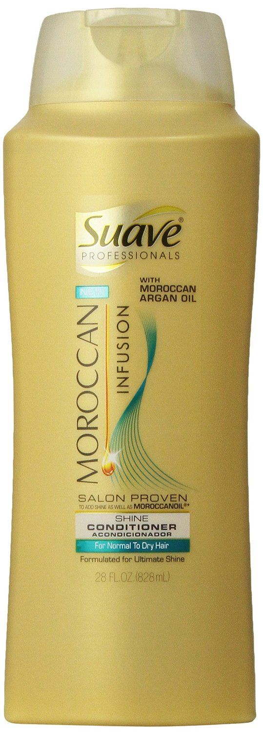 Suave Moroccan Infusion Conditioner