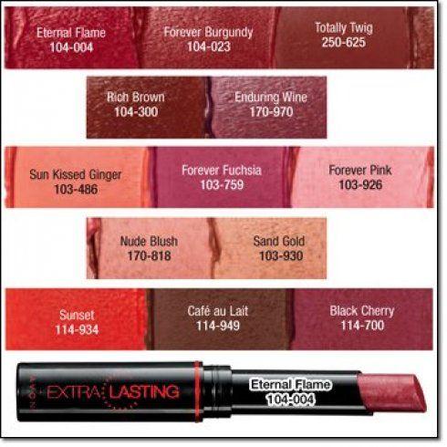 Avon Perfect Wear Extralasting Lipstick