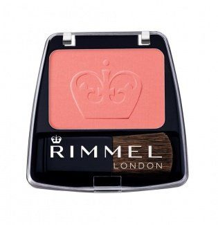 Rimmel Lasting Finish Blendable Powder Blush - Pink Sorbet 018