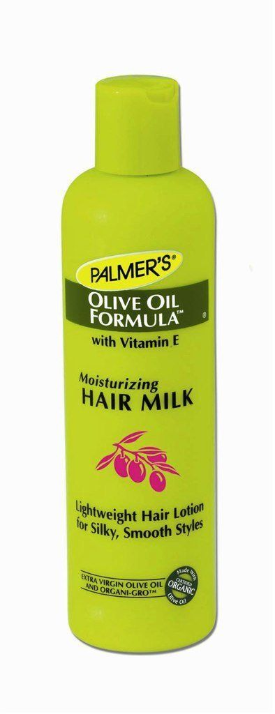Palmer's Olive oil hair milk w/extra virgin olive oil