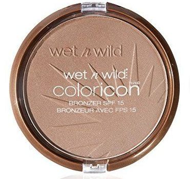 Wet 'n' Wild Color Icon SPF 15 Bronzer, Ticket to Brazil