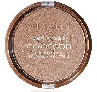 Wet 'n' Wild Color Icon SPF 15 Bronzer, Ticket to Brazil