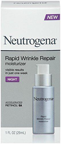 Neutrogena Rapid Wrinkle Repair Night Moisturizer Reviews