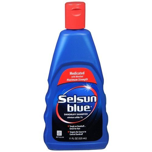 Selsun Blue Anti Dandruff Shampoo Reviews Photo