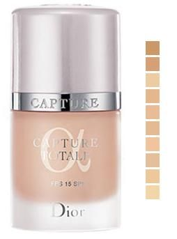 Dior Capture Totale Liquid Foundation SPF15