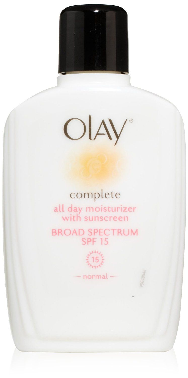 Olay Complete All Day Moisturizer w/ Sunscreen Broad Spectrum SPF 15 - Normal