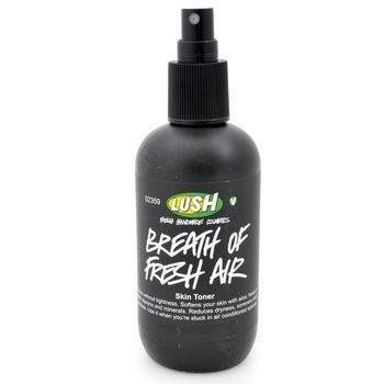 LUSH Breath of Fresh Air