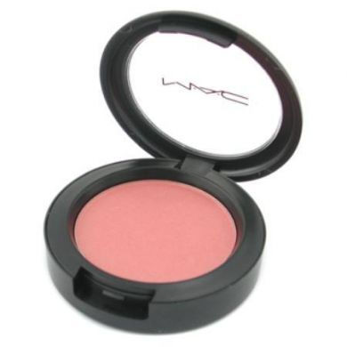 MAC Satin Blush - Fleur Power