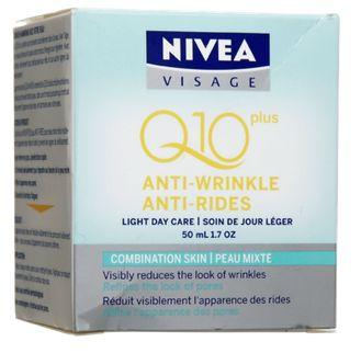 Nivea Nivea Visage Q10 Plus Anti-wrinkle Light Day Cream with SPF15