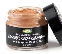 LUSH Colour Supplement