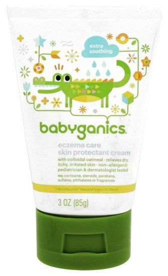 Babyganics - Moisturizing Eczema Care Skin Protectant Cream