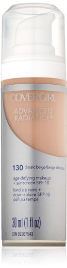 Cover Girl Advanced Radiance Age Defying - Liquid