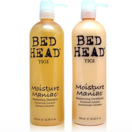 TiGi Bed Head Moisture Maniac Shampoo & Conditioner