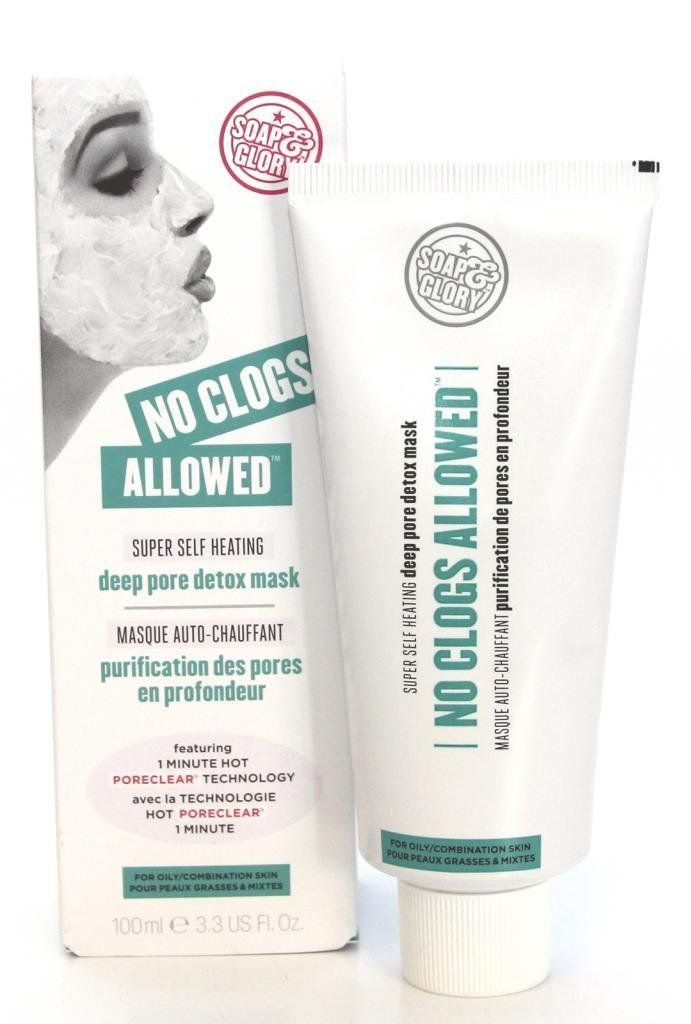 Soap & Glory No Clogs Allowed! Deep Pore Detox Mask