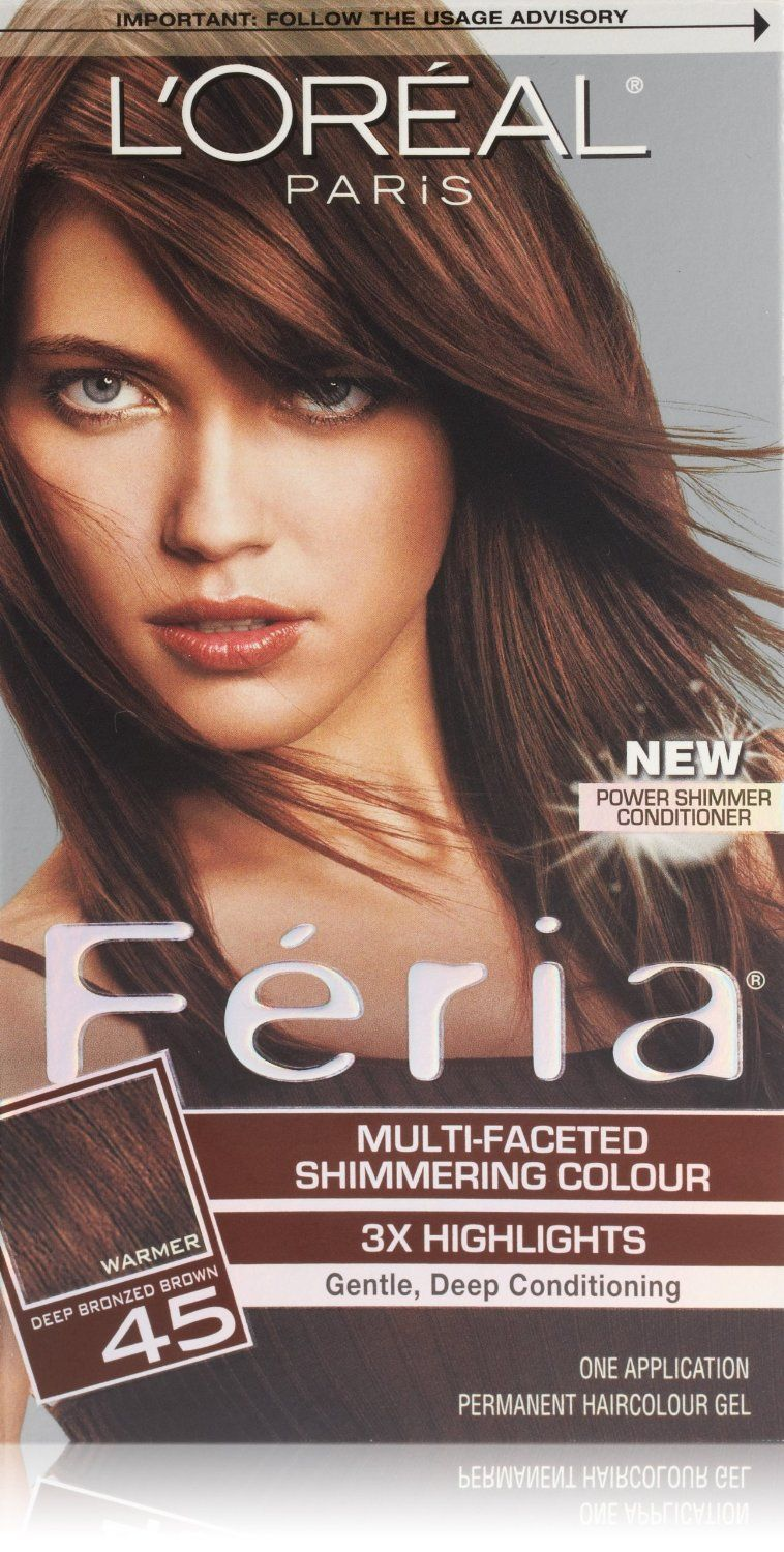 L Oreal Feria In 45 French Roast Reviews Photos