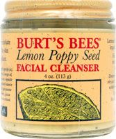 Burt's Bees Lemon Poppy Seed Facial Cleanser [DISCONTINUED]