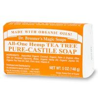 Dr. Bronner's Hemp and Tea Tree Soap