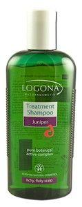 Logona Treatment Shampoo Juniper (Anti-Schuppen Shampoo Wacholder)