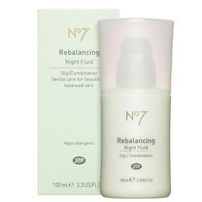 Boots  No7 Rebalancing Night Fluid