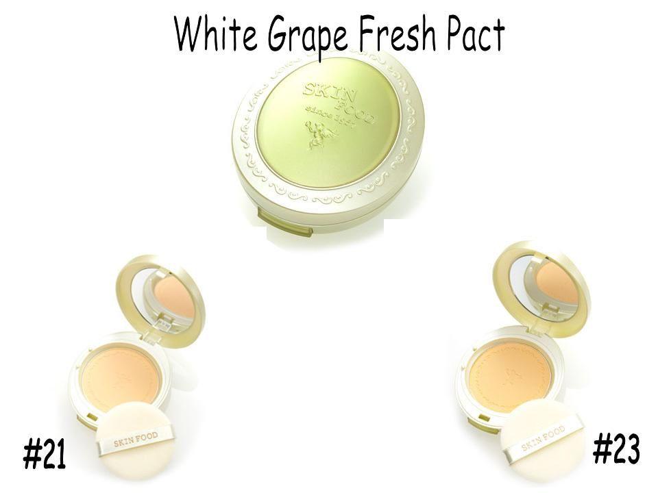 Skinfood White Grape Fresh Pact