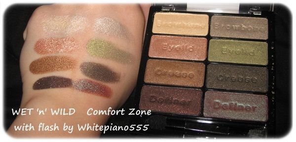 Wet N Wild Color Icon Palette Comfort Zone Reviews
