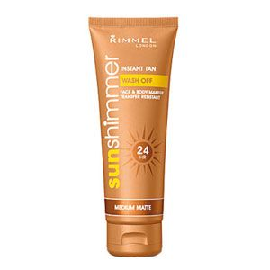 Rimmel Sun Shimmer Instant Tan Make Up  (ALL)