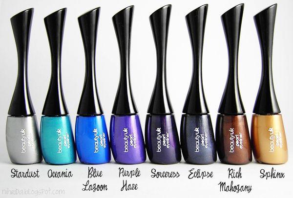 Beauty UK/Glitter Eyeliner