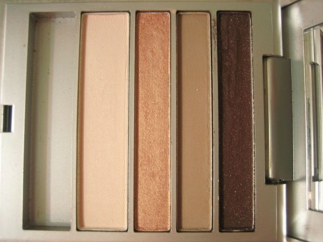Hard Candy Old Skool Eye Shadow Quad