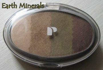 Physicians Formula Mineral Wear Eye Shadow Quad