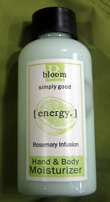 Bloom Simply Good Hand Amp Body Moisturizer In Energy