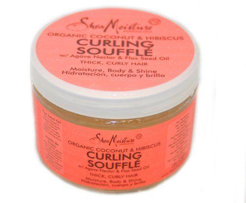 Shea Moisture Organic Coconut & Hibiscus Curling Souffl�
