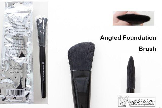 E.L.F. Studio Angled Foundation Brush