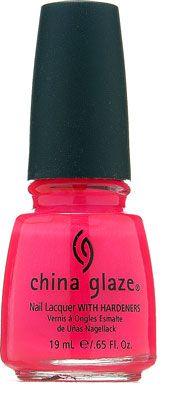 China Glaze Pink Voltage