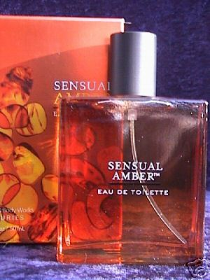 Bath and Body Works Sensual Amber EDT [DISCONTINUED]